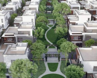 Premium luxury villas in Financial District, Gachibowli