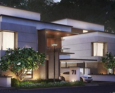 Myscape Courtyard villas in Financial District, Gachibowli, Hyderabad