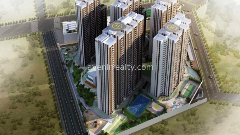 Onecity by Incor group near Hitech city