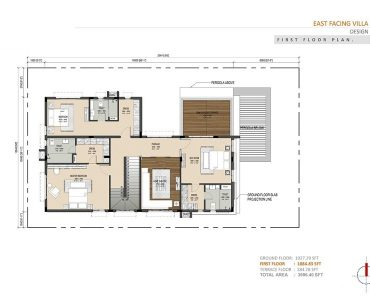urban villas floor plans get details