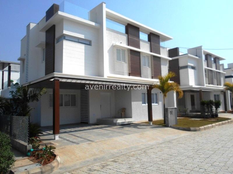 4 BHK villa in Urban Villas in Gandipet, View Brochure