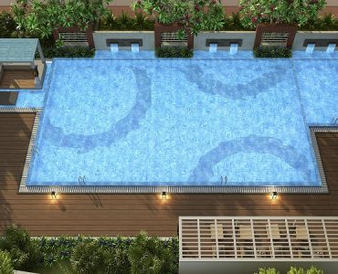 galaxy apartments 2 bhk flats in kondapur