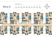 Greenmark Galaxy A Block floor plan