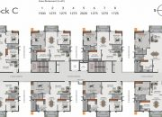 greenmark galaxy c block floor plan