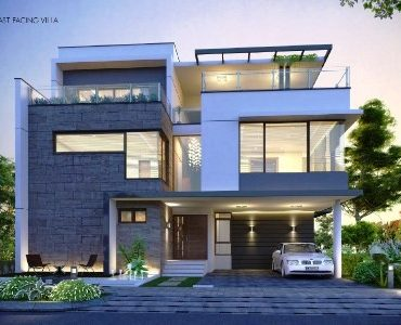 Spring Valley villas in Manikonda, Gachibowli, Hyderabad