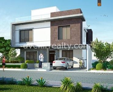 Luxury villa for sale - Narsingi